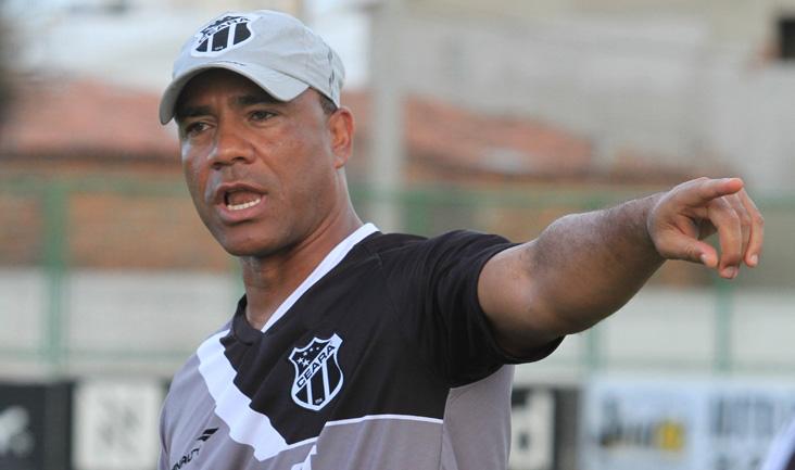 Os trabalhos de hoje foram realizados no Estádio Dirceu Arcoverde, em Parnaíba/PI