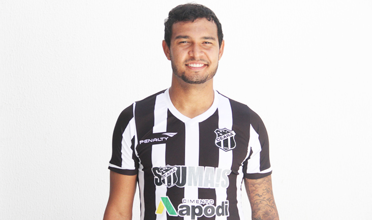 O atleta de 21 anos começou sua carreira no Palmeiras/SP e vem por empréstimo