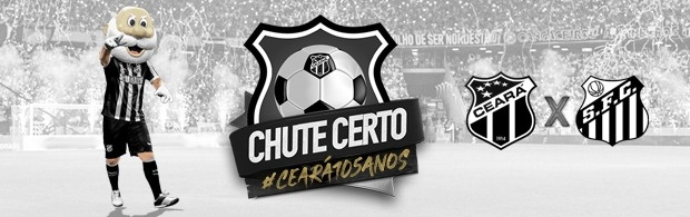 Chute Certo - Ceará x Santos - 02/06/2019