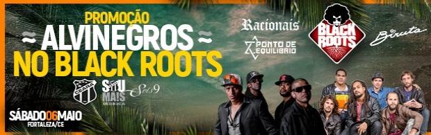 Alvinegros no Black Roots
