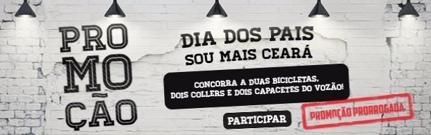 Sorteio - Dia dos Pais Sou Mais Ceará