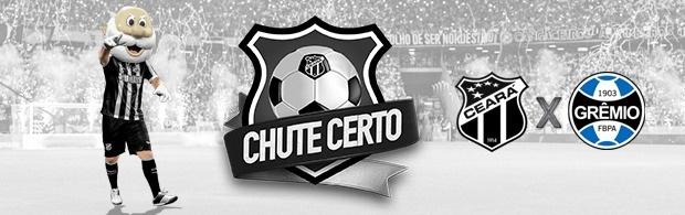 Chute Certo - Ceará x Grêmio - 19/05/2019