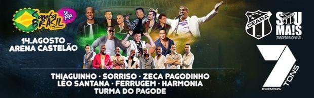 Sócios no Samba Brasil
