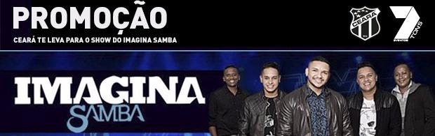 Você no show do Imagina Samba