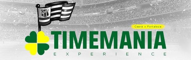 Timemania Experience - Ceará x Fortaleza